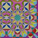 Geometric Design Detail 8