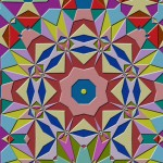 Geometric Design Detail 9